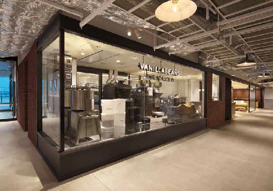 VANILLABEANS THE ROASTERY